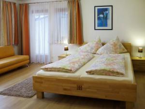 Haus Ruech 164W, Nyaralók  Hart im Zillertal - big - 8