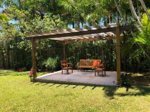 Villa das Alamandas, Nyaralók  Florianópolis - big - 30