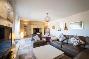 Les Charmes de Carlucet Manor and Villa, Ferienhäuser  Saint-Crépin-et-Carlucet - big - 11