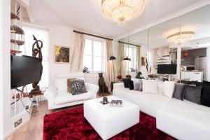 Mews House in Popular Earls Court, Апартаменты  Лондон - big - 8