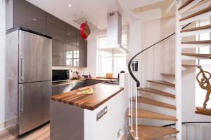 Mews House in Popular Earls Court, Апартаменты  Лондон - big - 12