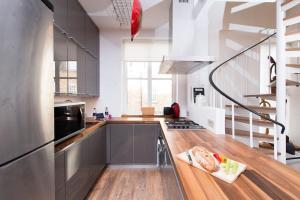 Mews House in Popular Earls Court, Апартаменты  Лондон - big - 19