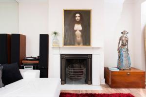 Mews House in Popular Earls Court, Апартаменты  Лондон - big - 24
