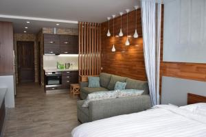Gudauri Luxe Apartment, Apartmány  Gudauri - big - 91