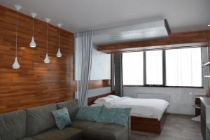 Gudauri Luxe Apartment, Apartmány  Gudauri - big - 92