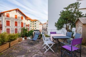 ClubLord - Duplex Port Vieux, Ferienwohnungen  Biarritz - big - 3
