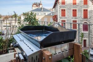 ClubLord - Duplex Port Vieux, Ferienwohnungen  Biarritz - big - 6