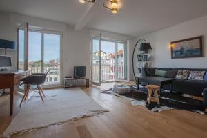 ClubLord - Duplex Port Vieux, Ferienwohnungen  Biarritz - big - 7