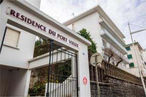 ClubLord - Duplex Port Vieux, Ferienwohnungen  Biarritz - big - 12