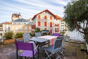 ClubLord - Duplex Port Vieux, Ferienwohnungen  Biarritz - big - 14
