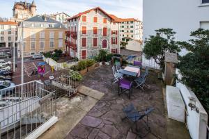 ClubLord - Duplex Port Vieux, Ferienwohnungen  Biarritz - big - 26