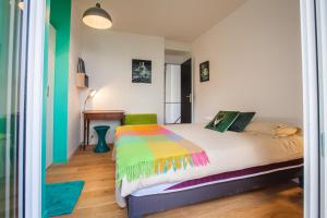 ClubLord - Duplex Port Vieux, Ferienwohnungen  Biarritz - big - 30