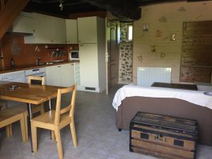 Gîtes au Clos du Lit, Ferienhäuser  Saint-Aaron - big - 25