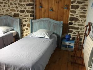 Gîtes au Clos du Lit, Ferienhäuser  Saint-Aaron - big - 30