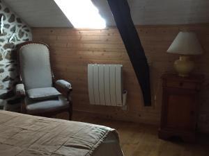 Gîtes au Clos du Lit, Ferienhäuser  Saint-Aaron - big - 31