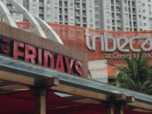 Peggy Central Park Residences, Ferienwohnungen  Jakarta - big - 7