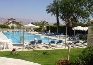Sweethome26 Luxury Apartment Eilat, Apartmány  Eilat - big - 16