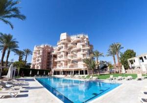 Sweethome26 Luxury Apartment Eilat, Apartmány  Eilat - big - 17
