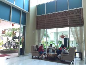 Peggy Central Park Residences, Ferienwohnungen  Jakarta - big - 22
