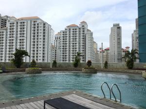 Peggy Central Park Residences, Ferienwohnungen  Jakarta - big - 59