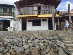 Casa Challes Vista Mar na 3a Praia, Prázdninové domy  Morro de São Paulo - big - 5