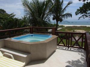 Villa das Alamandas, Holiday homes  Florianópolis - big - 40