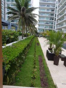 Apartamento de una Habitación En Morros Epic, Apartmanok  Cartagena de Indias - big - 37