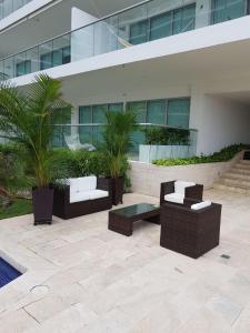 Apartamento de una Habitación En Morros Epic, Apartmanok  Cartagena de Indias - big - 34