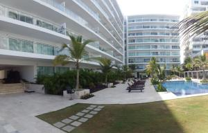 Apartamento de una Habitación En Morros Epic, Apartmanok  Cartagena de Indias - big - 35
