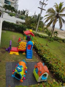 Apartamento de una Habitación En Morros Epic, Apartmanok  Cartagena de Indias - big - 38