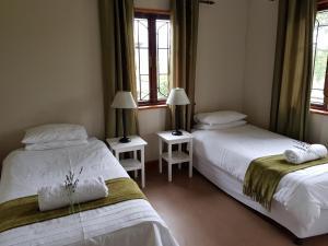 Hytte med 2 soveværelser