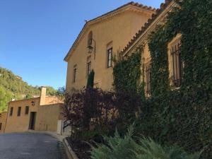 Montserrat La Calsina, Country houses  Monistrol - big - 26