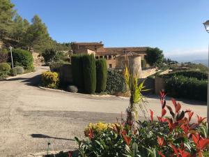 Montserrat La Calsina, Country houses  Monistrol - big - 27