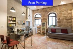 Best Location Authentic Jerusalem Stone Apartment, Ferienwohnungen  Jerusalem - big - 17