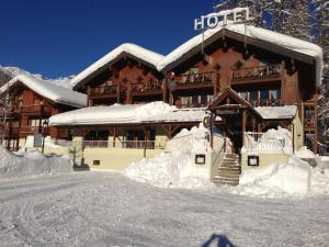 Hotel Alpenhof, Szállodák  Oberwald - big - 28