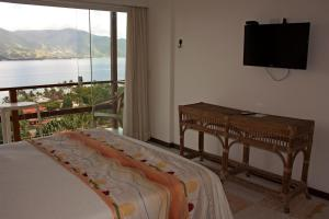 Hotel Vista Bella, Hotely  Ilhabela - big - 44