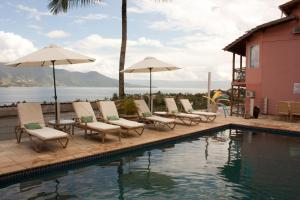 Hotel Vista Bella, Hotely  Ilhabela - big - 45