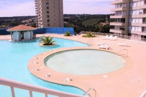 Dpto Reñaca Los Sargazos, Apartments  Viña del Mar - big - 1