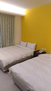 Galaxy Mini Inn, Hotels  Taipeh - big - 36