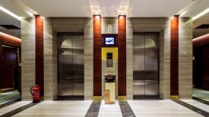 Renz Hotel Al Hamrah, Szállodák  Dzsidda - big - 13