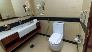 Renz Hotel Al Hamrah, Szállodák  Dzsidda - big - 17