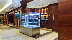 Renz Hotel Al Hamrah, Szállodák  Dzsidda - big - 18