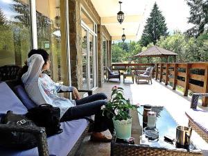 Iulia's Guesthouse, Affittacamere  Bran - big - 81