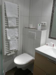 Hotel Roter Hahn Garni, Отели  Гармиш-Партенкирхен - big - 6