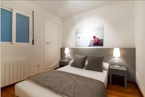 Valencia Luxury Attics Ayuntamiento, Апартаменты  Валенсия - big - 7