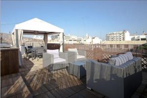 Valencia Luxury Attics Ayuntamiento, Апартаменты  Валенсия - big - 66
