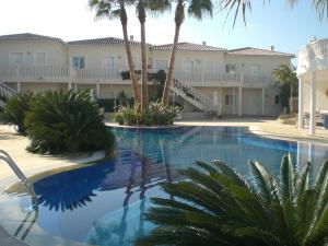 Parques Casablanca, Appartamenti  Benissa - big - 67