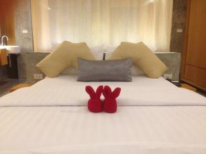 The Now Hotel, Hotely  Jomtien - big - 43