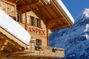 Aspen Alpine Lifestyle Hotel, Hotely  Grindelwald - big - 50