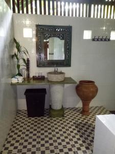 Mi Casa Ijen Guest House, Penzióny  Licin - big - 46